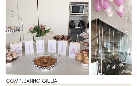 Compleanno Giulia 2016