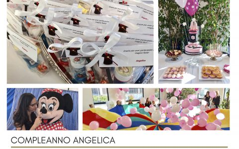 Compleanno Angelica 2017